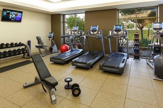 DoubleTree by Hilton Hotel Irvine - Spectrum : Fitness Center