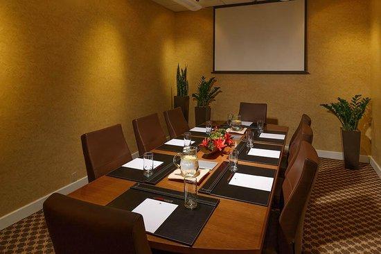 DoubleTree by Hilton Hotel Irvine - Spectrum : Trinitas Boardroom