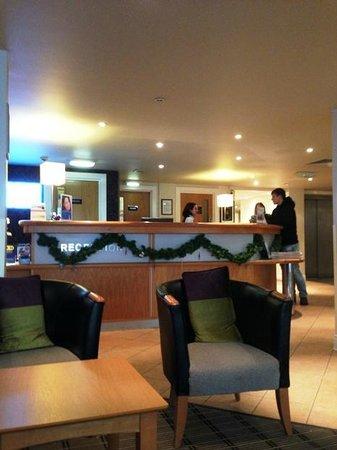 Holiday Inn Express Edinburgh - Waterfront : H7