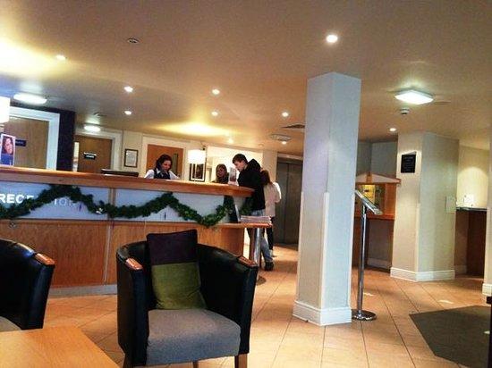 Holiday Inn Express Edinburgh - Waterfront : H17