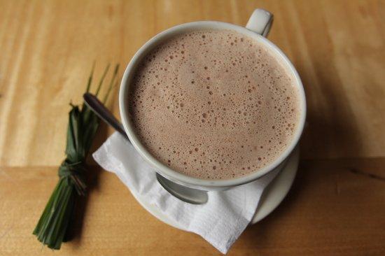 El Quetzal de Mindo : Famous Hot Chocolate