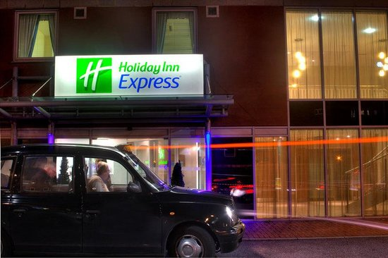 Holiday Inn Express London-Limehouse : Hotel Feature
