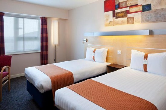 Holiday Inn Express London-Limehouse : Guest Room