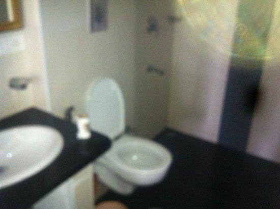 Hotel Eletaria Resort : Banheiro bom!