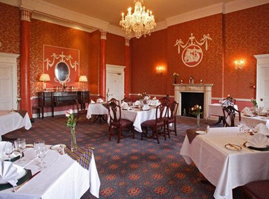 Culloden House: Adams Dining Room