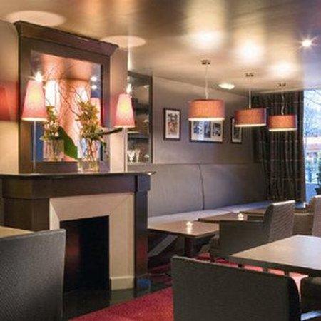 Hotel Concorde Montparnasse: Lobby