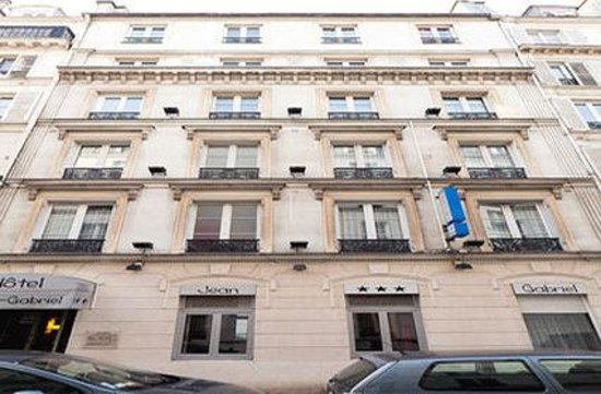 Comfort Inn Montmartre: Exterior