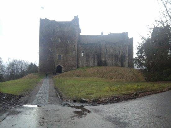 Doune Castle: castle