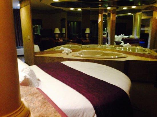 Paradise Stream Resort: Room