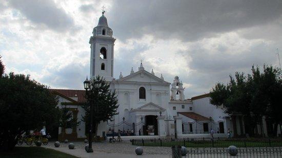 Church of Nuestra Señora del Pilar in Recoleta