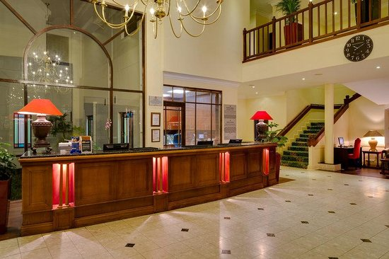 Protea Hotel by Marriott King George : Reception