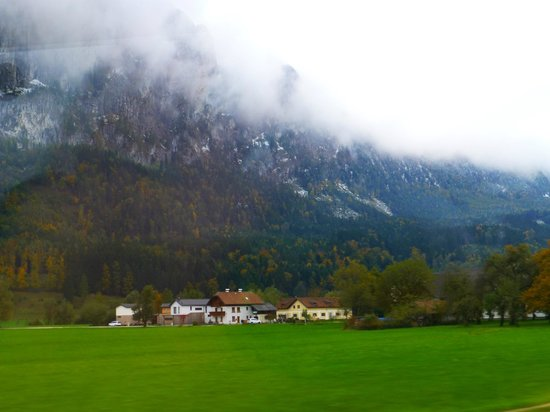 Panorama Tours Original Sound of Music Tour: Amazing scenery once you are outside the city
