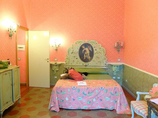 Residenza Horti Luculliani : The Room