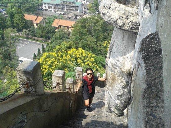 Solitary Beauty Peak: Osias Lim