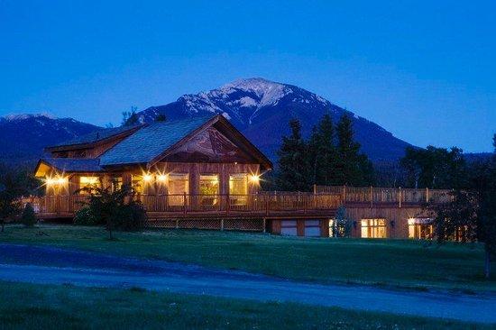Echo Valley Ranch & Spa : Cariboo Spa