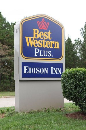 BEST WESTERN Plus Edison Inn