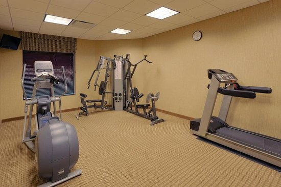 La Quinta Inn & Suites Edgewood / Aberdeen-South: Fitness Area