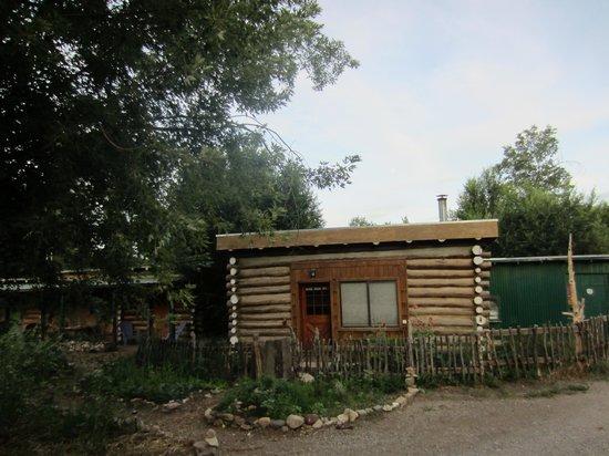 San Cristobal, New Mexiko: our casita