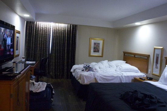 Executive Royal Hotel Calgary: Room