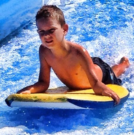 Surf House: March 2014 - Jett having a great time!