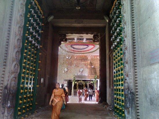 Mylapore: kapaleeswarar temple-Muralitharan photo