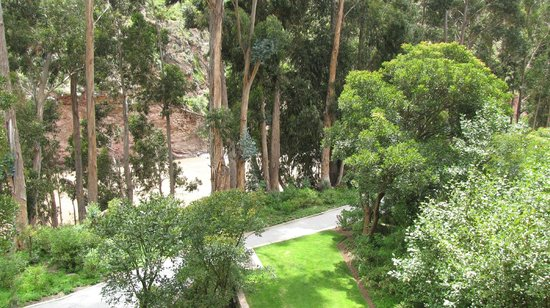 Tambo del Inka, A Luxury Collection Resort & Spa, Valle Sagrado: The Lovely Tambo del Inka: View of the River