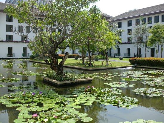 The Sukhothai Bangkok : 素晴らしい空間