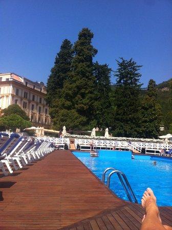 Villa d'Este : Piscina