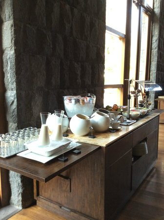 Tambo del Inka, a Luxury Collection Resort & Spa: The Lovely Tambo del Inka: Included Breakfast Buffet
