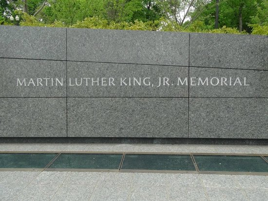 Martin Luther King, Jr. Memorial: Dr. Luther King