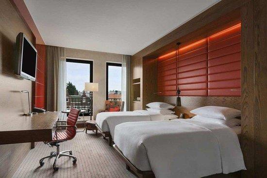 Hilton The Hague: Hilton Twin Deluxe Room