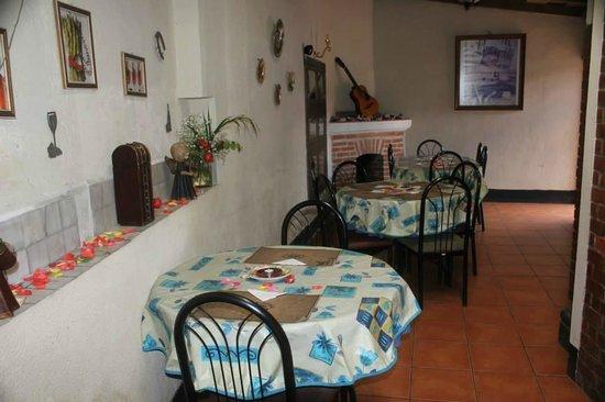 Salón 2 de la Pizza Christophe