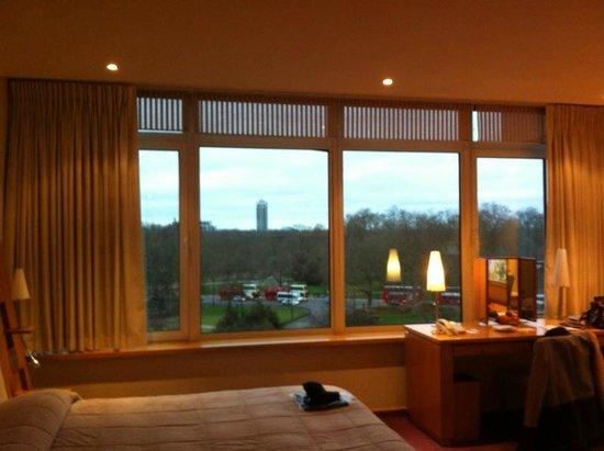 COMO Metropolitan London: terrific view
