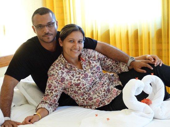 Salinas do Maragogi All Inclusive Resort: Acabamos de Chegar!!!