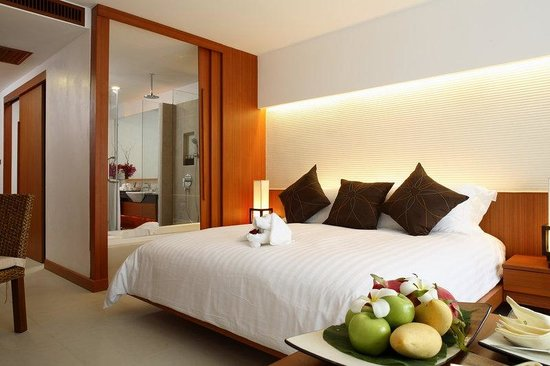 La Flora Resort Patong : Deluxe Pool Access rppm