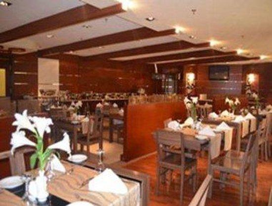 Ramada Gulf: Restaurant