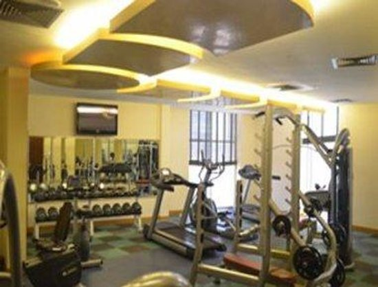 Ramada Gulf : Fitness Center