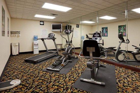 La Quinta Inn & Suites Tampa Central: Health club