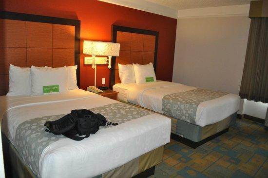 La Quinta Inn & Suites Fremont / Silicon Valley : double beds