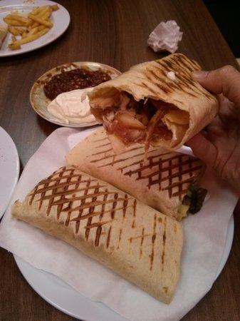 Jericho Cafe: Shawarma. Simply amazing