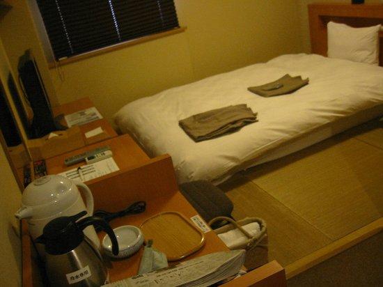 Concept Hotel WAKYU: 畳のある和テイストの部屋1
