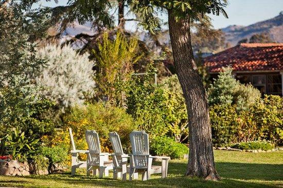 The Inn at Rancho Santa Fe: Lawn Chairs Photo
