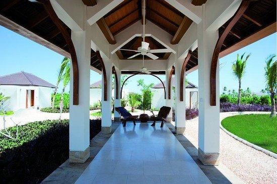 The Residence Zanzibar: Spa Entrance