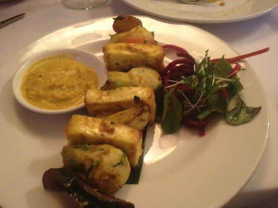 Indian Zest: Delicious paneer