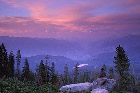 John Muir Lodge: Panoramic Point