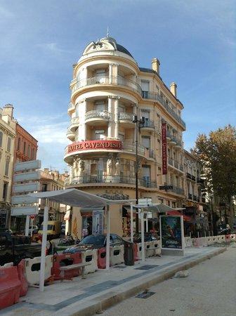 Hotel  Le Cavendish: Le Cavendish Hotel