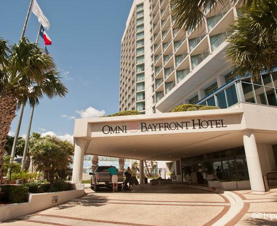 Omni CC - Review of Omni Corpus Christi Hotel, Corpus