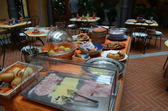 Hotel Alba Palace : desayuno