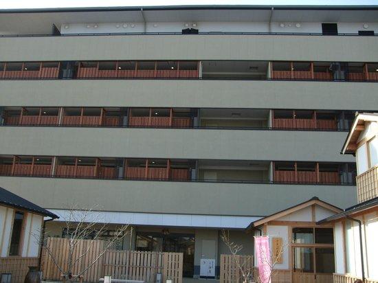 Ise Shinsen : ホテル正面