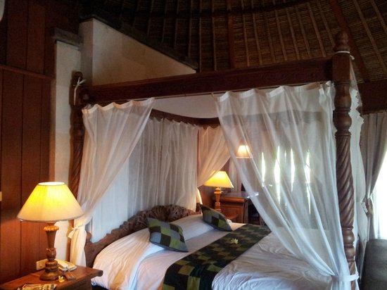 Dewani Villa: Room at the back